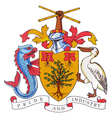 national coat of arms vector image