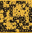 asymmetrical seamless art camouflage design vector image vector image