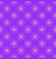 floral pattern on the purple background vector image vector image