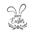 happy easter concept design story template and vector image vector image