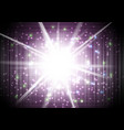 shiny pnk background vector image