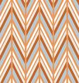 zig zag pattern ethnic seamless ornament vector image vector image