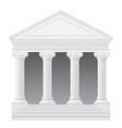 ancient building 01 vector image