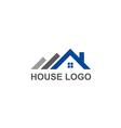 House roconstruction abstract logo