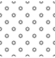 Two crossed stars pattern simple style vector image
