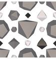 geometric decoration vector image vector image