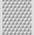 modern seamless grey geometry triangle pattern vector image