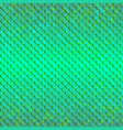 pattert-fish-green-light vector image