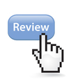Review Button vector image vector image