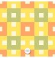 Seamless geometric background Mosaic vector image