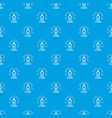 Cleaning wash pattern seamless blue