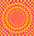 hypnotic vector image vector image