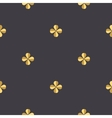 Quatrefoil clover seamless vector image vector image