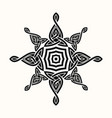 sacred geometry 0161 vector image vector image