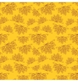 Fall abstract pattern vector image vector image