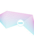abstract background with gradient color lines