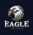 Hawk eagle head usa americs logo mascot 14