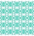Simple elegant linear vintage pattern vector image