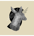 Animal Head Hipster vector image vector image