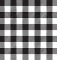 black tablecloth seamless pattern vector image vector image