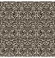 Patina baroque pattern vector image vector image