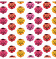 beauty flower background decoration vector image vector image