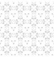 Doodle Pattern Seamless vector image