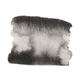grunge ink wash splash element vector image