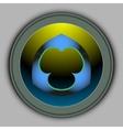 Circle logo design vector image vector image