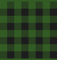 lumberjack plaid seamless pattern textile vector image vector image