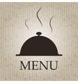 Restaurant menu template vector image vector image
