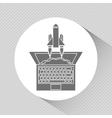 start-up concept design vector image