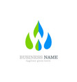 Water drop logo design