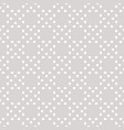 subtle ornamental seamless pattern vector image vector image
