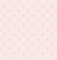 cute vintage minimalist seamless pattern vector image vector image