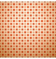 Abstract square pattern wallpaper vector image
