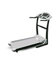 fitness walking machine vector image vector image