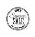 hot sale label sticker banner symbol vector image vector image