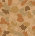 Military Camouflage Textile Pattern vector image vector image