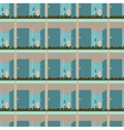 Toilet interior seamless vector image