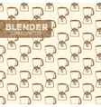 blender Vintage style vector image