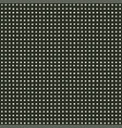 hand perforated pattern with irregular square vector image vector image