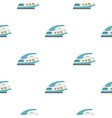 modern electric iron pattern flat vector image vector image