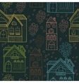 Home background vector image