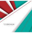 Bright material design vector image