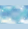 galaxy fantasy background vector image