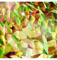 Abstract background with combination of triangle vector image vector image