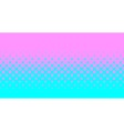 Pink to Blue vector image vector image