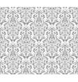 vintage islamic motif pattern vector image