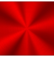 Red Technology Metal Background vector image vector image